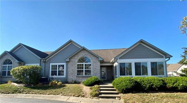 5751 Quail Cove Court, Indianapolis, IN 46237 (MLS #21742349) :: Your Journey Team