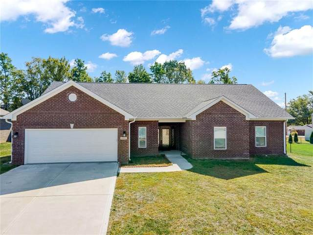 4901 E Daisy Lane, Mooresville, IN 46158 (MLS #21742353) :: The Indy Property Source