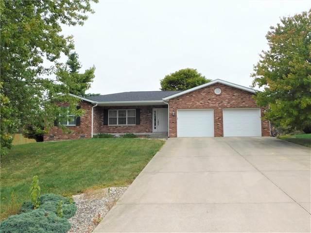 1012 E Tara Road, Greensburg, IN 47240 (MLS #21742361) :: Anthony Robinson & AMR Real Estate Group LLC