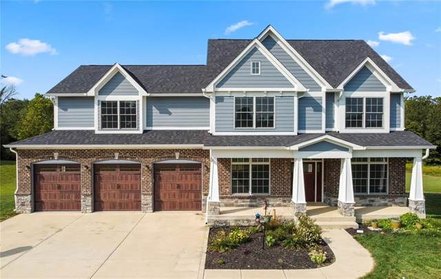 7565 S Sprague Road, Columbus, IN 47201 (MLS #21742368) :: Mike Price Realty Team - RE/MAX Centerstone