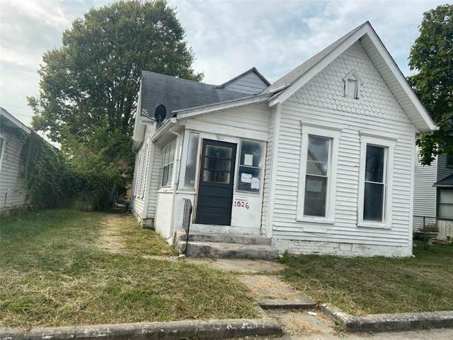 1026 Saint Peter Street, Indianapolis, IN 46203 (MLS #21742369) :: AR/haus Group Realty