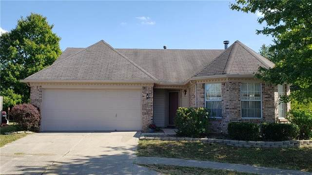 285 Lake Point Circle, Greenwood, IN 46142 (MLS #21742387) :: David Brenton's Team