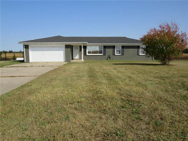 3692 N Concord Road, Crawfordsville, IN 47933 (MLS #21742389) :: Richwine Elite Group