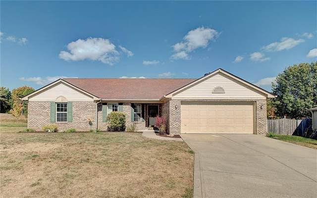4962 Pearcrest Circle, Greenwood, IN 46143 (MLS #21742399) :: Richwine Elite Group
