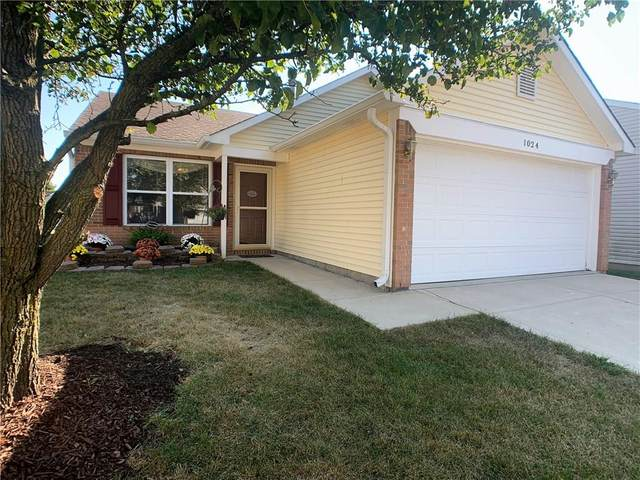 1024 Ebony Circle, Franklin, IN 46131 (MLS #21742405) :: Anthony Robinson & AMR Real Estate Group LLC