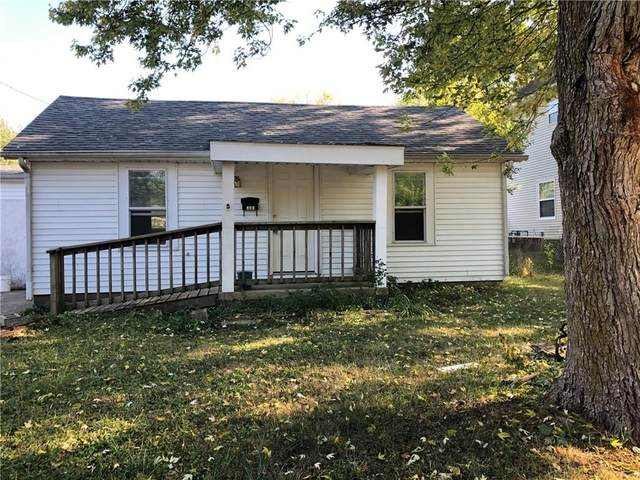 314 E Church Street, Fortville, IN 46040 (MLS #21742415) :: Heard Real Estate Team | eXp Realty, LLC