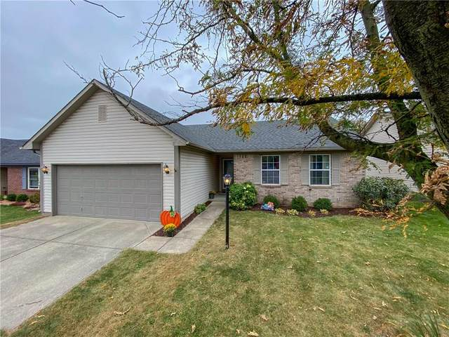 3226 Springmeadow Lane, Carmel, IN 46033 (MLS #21742418) :: Anthony Robinson & AMR Real Estate Group LLC