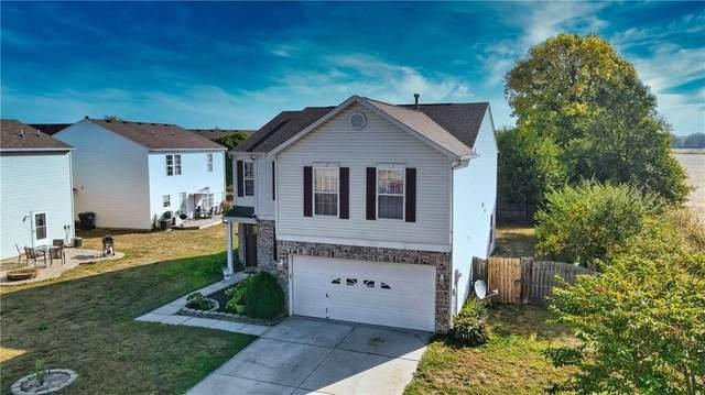8496 S Comet Lane, Pendleton, IN 46064 (MLS #21742431) :: Heard Real Estate Team   eXp Realty, LLC