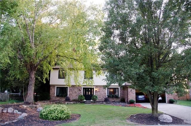 617 White Pine Drive, Noblesville, IN 46062 (MLS #21742435) :: David Brenton's Team