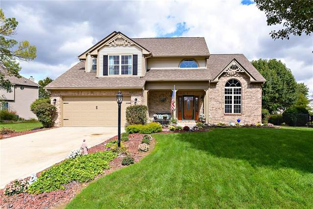 7034 Endicott Way, Indianapolis, IN 46259 (MLS #21742439) :: The ORR Home Selling Team