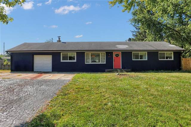 219 Pam Road, Indianapolis, IN 46280 (MLS #21742446) :: The ORR Home Selling Team
