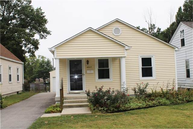 4627 Stratford Avenue, Indianapolis, IN 46201 (MLS #21742452) :: Anthony Robinson & AMR Real Estate Group LLC