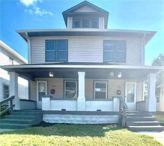 3013 E Michigan Street, Indianapolis, IN 46201 (MLS #21742455) :: Anthony Robinson & AMR Real Estate Group LLC