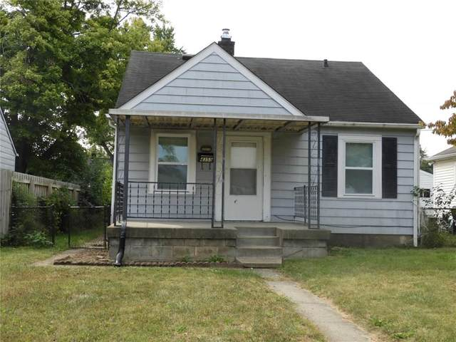 4355 Spann Avenue, Indianapolis, IN 46203 (MLS #21742461) :: Anthony Robinson & AMR Real Estate Group LLC