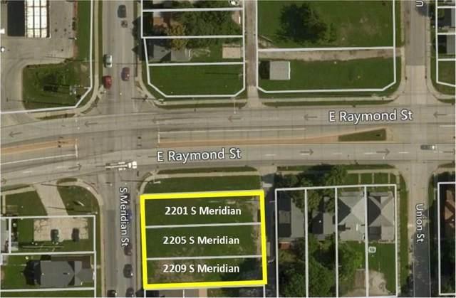 2201 S Meridian Street, Indianapolis, IN 46225 (MLS #21742469) :: JM Realty Associates, Inc.