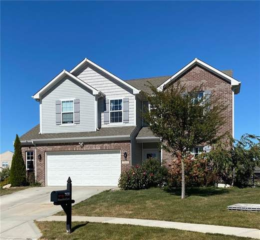 7930 Housefinch Lane, Indianapolis, IN 46239 (MLS #21742490) :: The Evelo Team