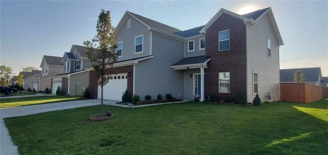18138 Pennsy Way, Westfield, IN 46074 (MLS #21742491) :: The Indy Property Source