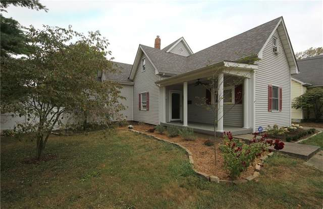 318 S Center Street, Plainfield, IN 46168 (MLS #21742492) :: Heard Real Estate Team | eXp Realty, LLC