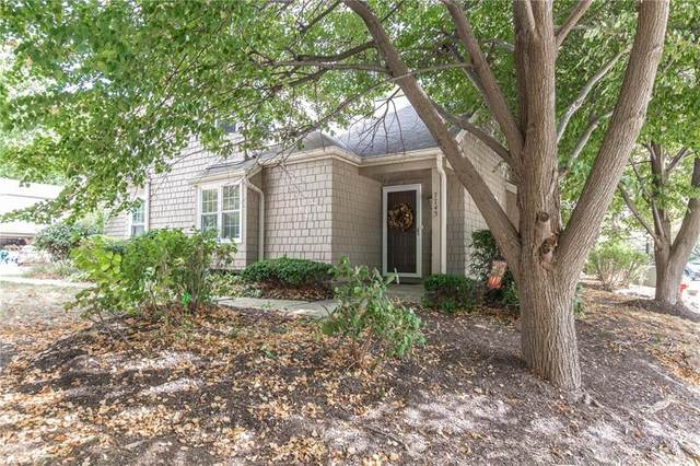 7743 Harbour Isle, Indianapolis, IN 46240 (MLS #21742496) :: Your Journey Team
