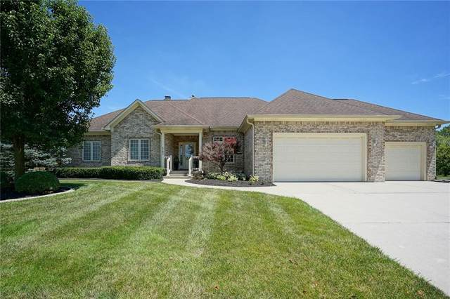 703 Willow Pointe S Drive, Plainfield, IN 46168 (MLS #21742501) :: AR/haus Group Realty