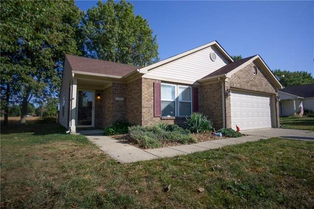 29 Wyndham Lane, Brownsburg, IN 46112 (MLS #21742513) :: David Brenton's Team