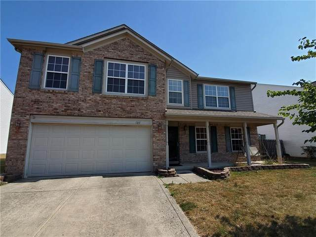 7211 Bruin Drive, Indianapolis, IN 46237 (MLS #21742521) :: Anthony Robinson & AMR Real Estate Group LLC