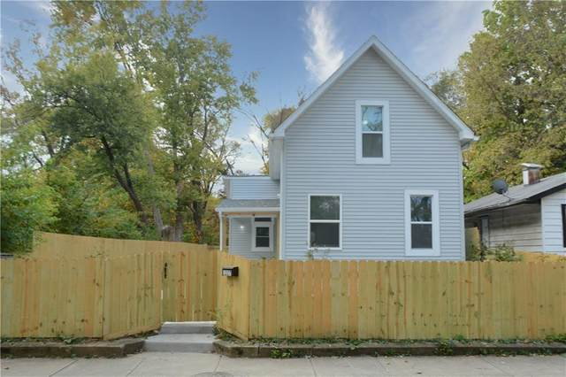 1227 W 19th, Indianapolis, IN 46202 (MLS #21742555) :: Ferris Property Group