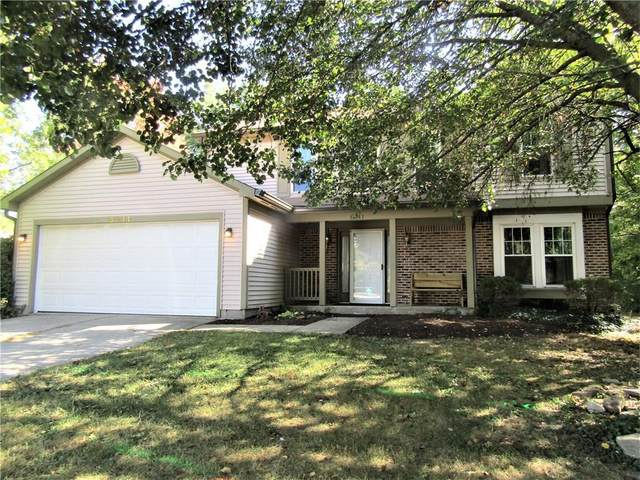 6111 Terrytown Parkway, Indianapolis, IN 46254 (MLS #21742566) :: The Evelo Team