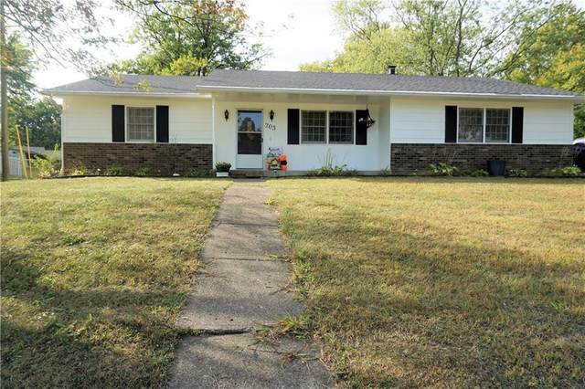 203 Lancelot Drive, Franklin, IN 46131 (MLS #21742574) :: The Indy Property Source