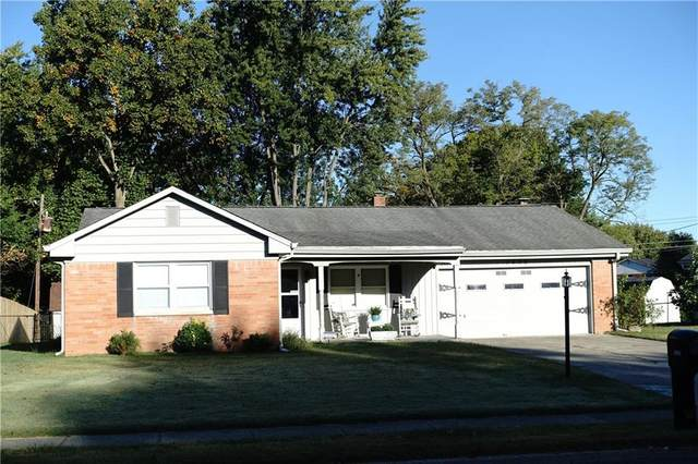 1232 N Gibson Avenue, Indianapolis, IN 46219 (MLS #21742591) :: Mike Price Realty Team - RE/MAX Centerstone