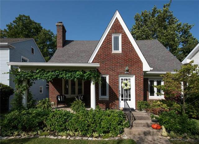 6044 N Park Avenue, Indianapolis, IN 46220 (MLS #21742598) :: The Indy Property Source