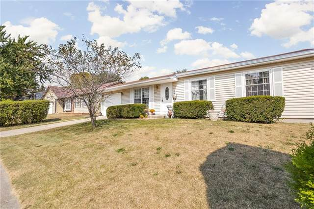 1305 Woodpointe Drive, Indianapolis, IN 46234 (MLS #21742607) :: Heard Real Estate Team | eXp Realty, LLC