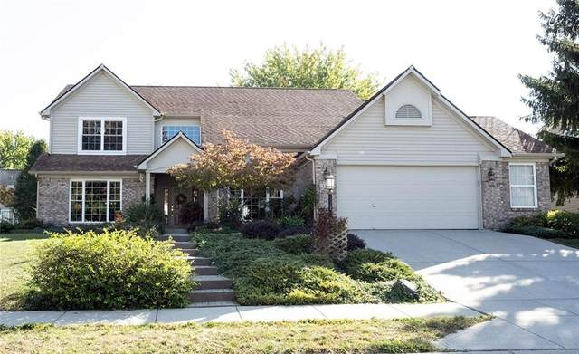 13253 Knoll Ridge, Fishers, IN 46038 (MLS #21742613) :: The ORR Home Selling Team