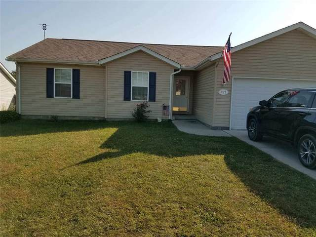 821 W Fifteenth Street, Greensburg, IN 47240 (MLS #21742624) :: The Indy Property Source