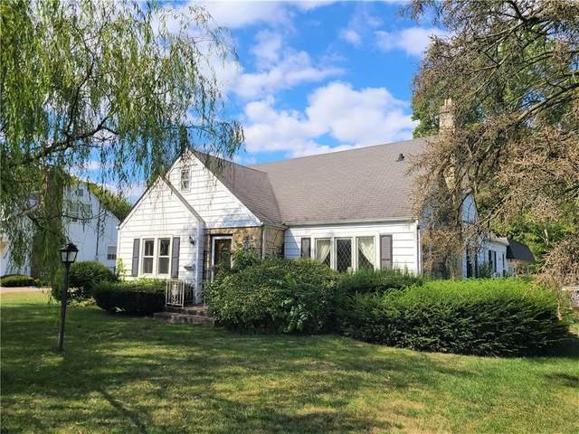 3506 Nichol Avenue, Anderson, IN 46011 (MLS #21742628) :: Heard Real Estate Team | eXp Realty, LLC