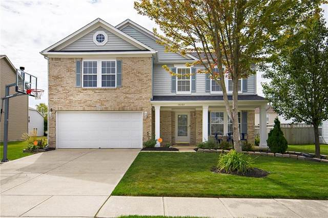 10237 Haag Drive, Brownsburg, IN 46112 (MLS #21742636) :: AR/haus Group Realty
