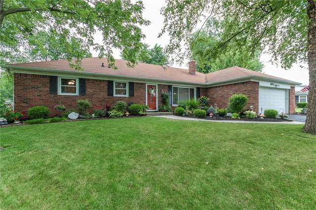 6841 Castle Manor Drive, Indianapolis, IN 46214 (MLS #21742638) :: Mike Price Realty Team - RE/MAX Centerstone