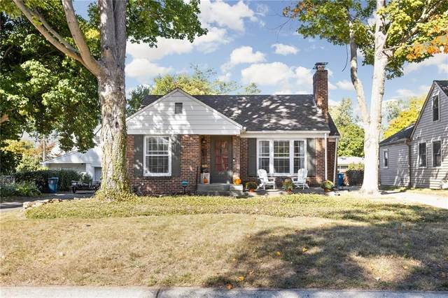 2526 E Northgate Street, Indianapolis, IN 46220 (MLS #21742650) :: Richwine Elite Group
