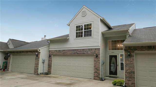8546 Bison Woods Court, Indianapolis, IN 46227 (MLS #21742666) :: Mike Price Realty Team - RE/MAX Centerstone