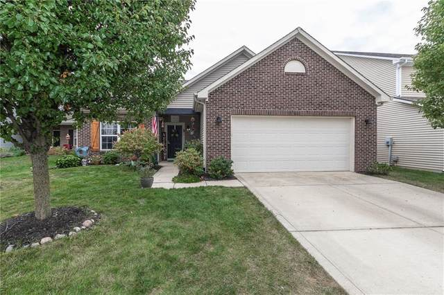 1023 Swinton Way, Westfield, IN 46074 (MLS #21742668) :: David Brenton's Team