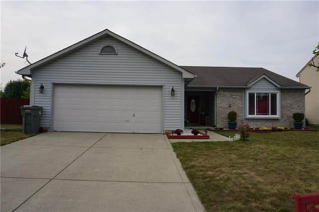 4354 Vestry Place, Indianapolis, IN 46237 (MLS #21742669) :: The ORR Home Selling Team