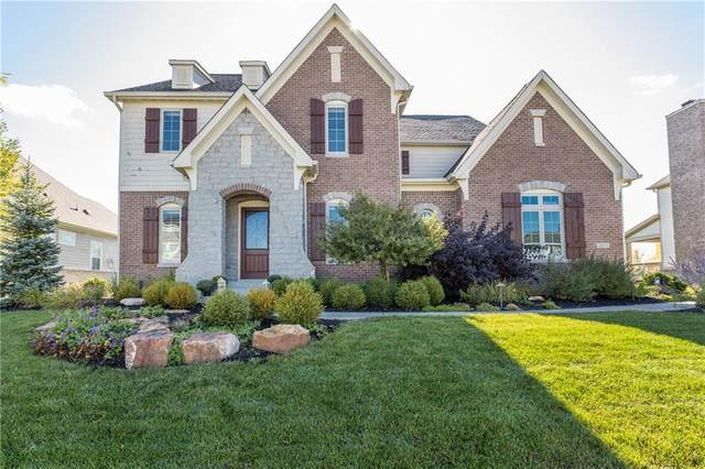 2851 Old Vines Drive, Westfield, IN 46074 (MLS #21742671) :: Your Journey Team