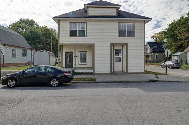 1903 Lexington Avenue, Indianapolis, IN 46203 (MLS #21742685) :: AR/haus Group Realty