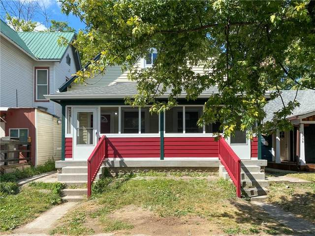 1442 Union Street, Indianapolis, IN 46225 (MLS #21742693) :: The Indy Property Source
