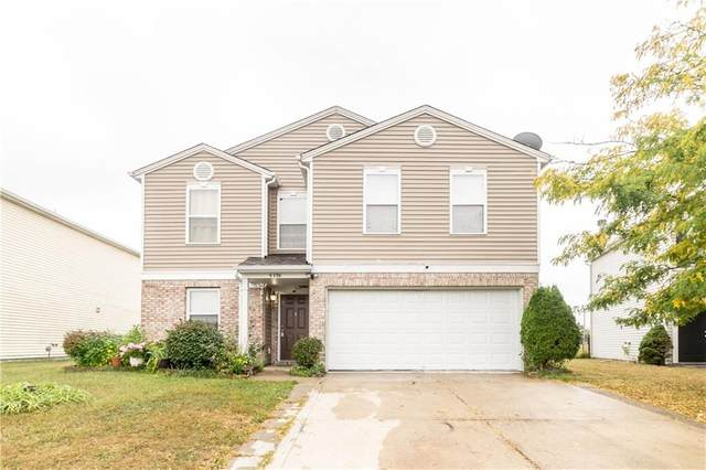 6436 Alonzo Drive, Indianapolis, IN 46217 (MLS #21742720) :: The Indy Property Source