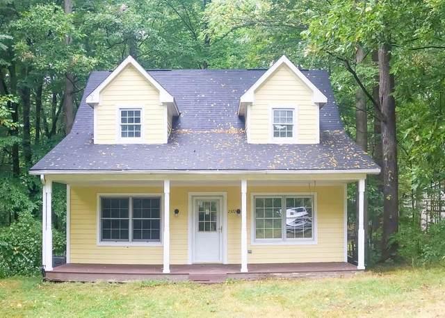2372 S Siesta Cove Lane, Rockville, IN 47872 (MLS #21742738) :: The ORR Home Selling Team