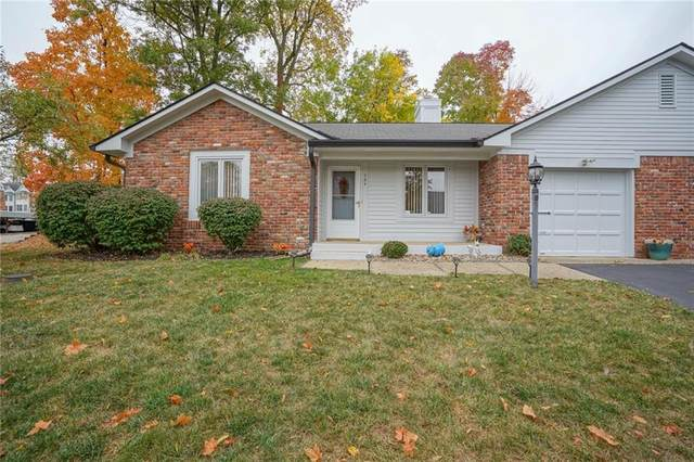 784 Wilson Terrace Court, Carmel, IN 46032 (MLS #21742742) :: Mike Price Realty Team - RE/MAX Centerstone