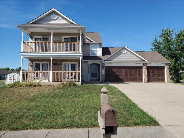 10944 Secretariat Drive, Avon, IN 46234 (MLS #21742746) :: Heard Real Estate Team | eXp Realty, LLC