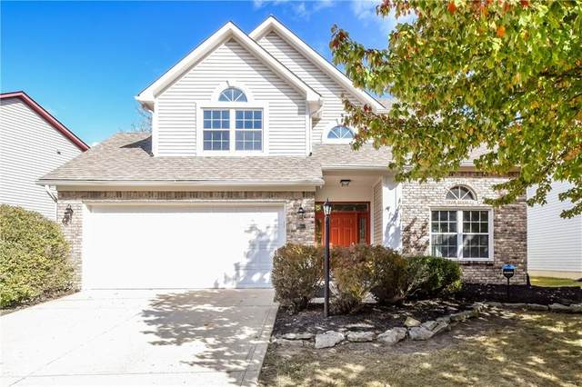 6842 Antelope Drive, Indianapolis, IN 46278 (MLS #21742751) :: The ORR Home Selling Team
