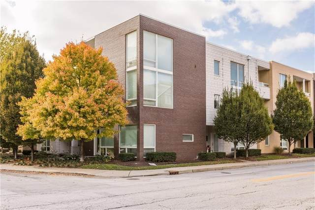 932 N Broadway Street #5, Indianapolis, IN 46202 (MLS #21742754) :: The Evelo Team